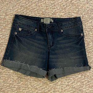 Waist 14.5 stretch jeans shorts